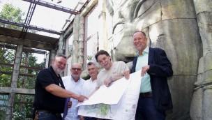 """Entwicklungspläne im Zoo Osnabrück vorgestellt: Menschenaffenhaus, """"Nordamerika"""" und """"Mapungubwe"""""""