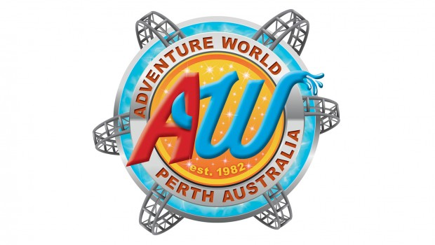 Adventure World in Perth, Australia - Logo