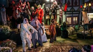 """Musical-Premiere von """"Nacht der Vampire"""" zu Halloween 2016 in BELANTIS"""
