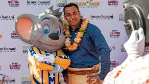 Bruno Banani mit Euromaus