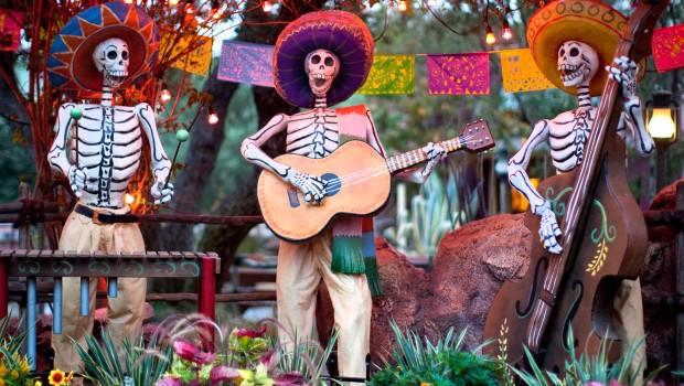 Burger's Zoo - Dia de los Muerto - Skelette