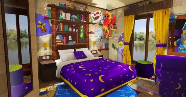 Castle Hotel Wizard Room