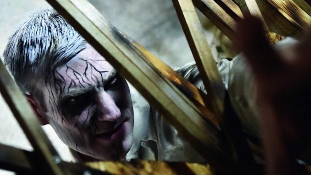 DaemonXtrem im FORT FEAR Horrorland