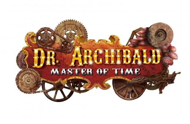 """""""Dr. Archibald - Master of Time"""" ab 2017 auf der Kirmes"""
