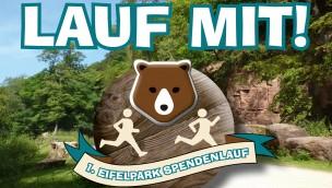 Eifelpark Gondorf veranstaltet Spendenlauf 2016 am 1. Oktober