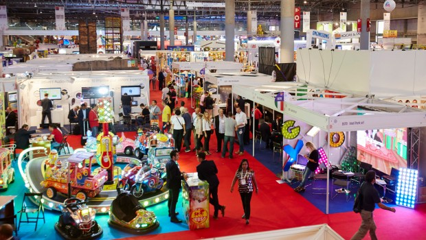 Euro Attractions Show Showfloor