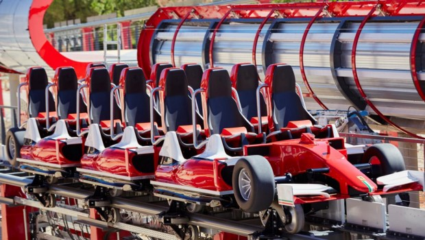 Ferrari Land PortAventura World Zug