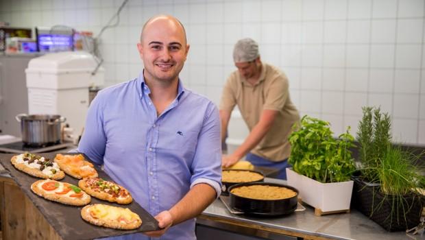 Florian Lechner, Café Mühle vor Tierpark Hellabrunn