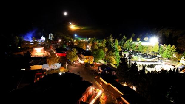 FORT FUN Abenteuerland bei Nacht