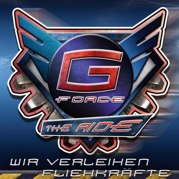 """""""G-Force The Ride"""" ab 2017"""