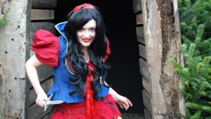 Grusellabyrinth NRW - Horror-Alice