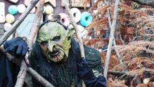 Grüsellabyrinth NRW - Märchen-Horror - Lebkuchen-Haus