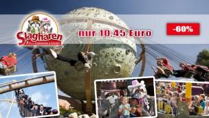 Günstige Slagharen-Tickets 2017