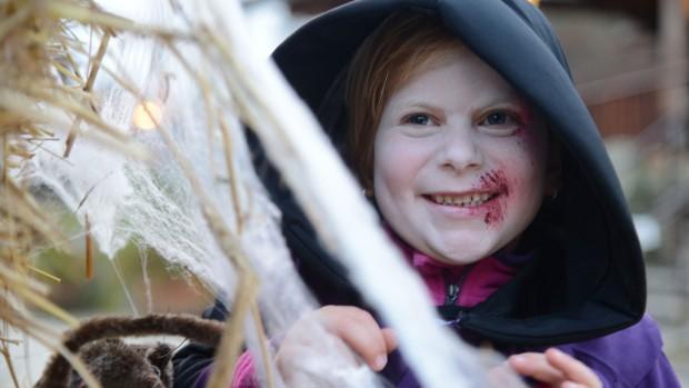 Halloween im Heide Park für Familien