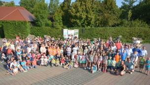 """""""Helfen macht Freude"""" im Erlebnispark Tripsdrill 2016 mit Fokus auf Mehrlingsfamilien mit 309 Gästen"""