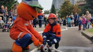 Kernie's Familienpark - Feuerwehr - Kind