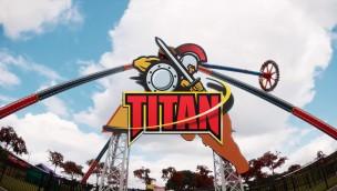 """La Ronde kündigt Riesen-Frisbee """"Titan"""" als Neuheit 2017 an"""