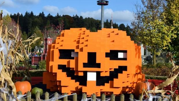 LEGO-Kürbis LEGOLAND Deutschland