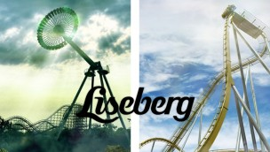 Neuheiten-Doppel 2017/18 für Liseberg: Dive-Coaster und Riesen-Pendel kommen