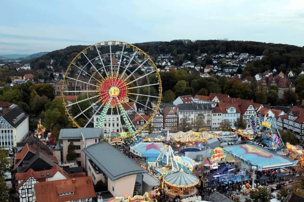 Lullusfest in Bad Hersfeld 2016