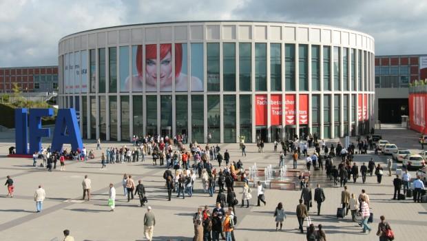Messe Berlin - Eingang Süd