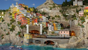 Italien im Miniformat: Miniatur Wunderland Hamburg präsentiert Italien als neue Themenwelt