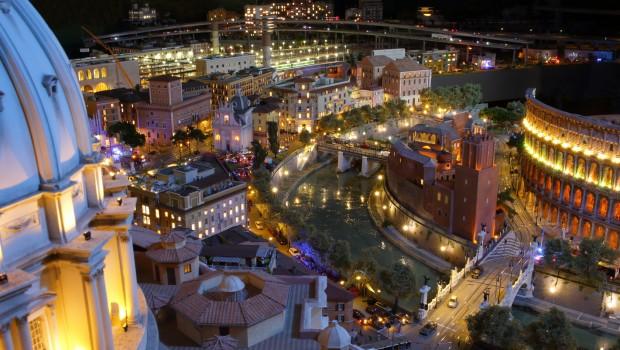 Miniatur Wunderland Hamburg - Italien - Rom