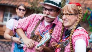 Erlebnis-Zoo Hannover veranstaltet Oktoberfest-Markttage  2017 am 16. und 17. September