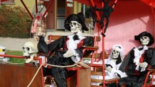 Rasti-Land Halloween-Kutsche