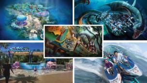 SeaWorld Parks Neuheiten 2017