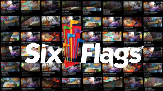 Six Flags 2017
