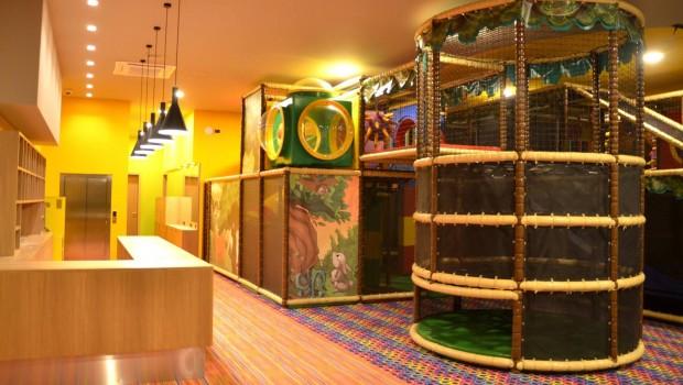Sunnyland Trebević - Indoor-Spielplatz