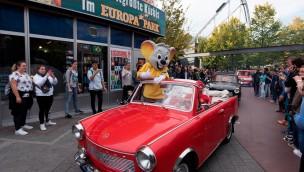 Europa-Park zum Tag der Deutschen Einheit 2018 wieder mit Trabi-Ausstellung