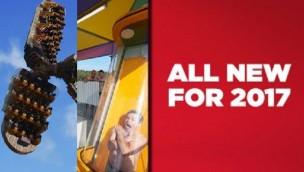 """Canada's Wonderland erhält 2017 zwei neue Thrill-Rides: """"Soaring Timbers"""" & """"Muskoka Plunge"""""""