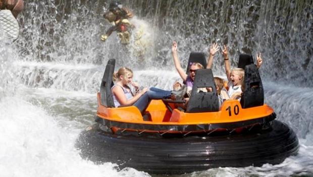 Beaver-Rafting in BonBon-Land