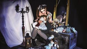 """""""Mörderische Mama"""" im Berlin Dungeon: Bis 6. November 2016 Halloween-Sondershow zu erleben"""