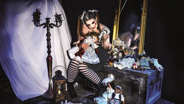 Berlin Dungeon Halloween 2016 - Mörderische Mama