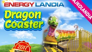 Dragon Coaster 2017 neu in EnergyLandia