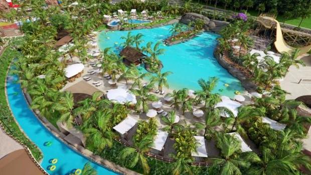 Dream Park Brasilien Wasserpark 2017 Ankündigung