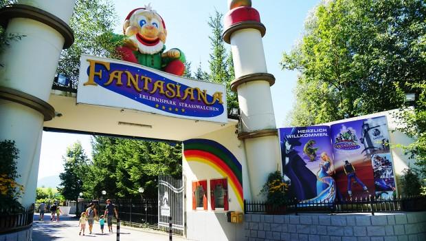 Fantasiana Erlebnispark Strasswalchen Eingang