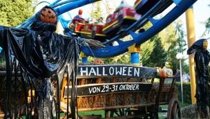 Fantasiana feiert 2016 erstmals Halloween: Erlebnispark Strasswalchen lädt zum Gruseln ein