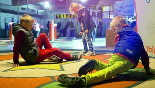 """FORT FUN öffnet 2016 auch im Winter: Indoor-Bereich """"L.A.B.S."""" von Dezember bis April geöffnet"""