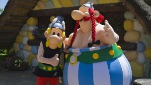 Parc Astérix freut sich über 50 Millionen Besucher seit Bestehen
