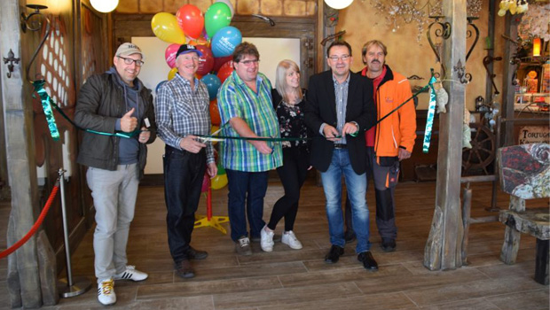 Funny World: Eröffnung Tortuga Kinderland