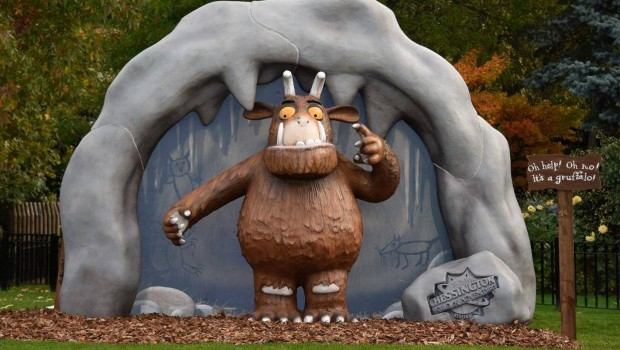 Gruffalo - Chessington Worlds of Adventure - Figur