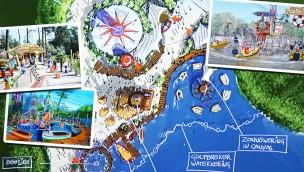 """Holiday Park 2017 neu mit """"Holiday Beach Club"""": Strand-Themenbereich mit neuen Attraktionen"""