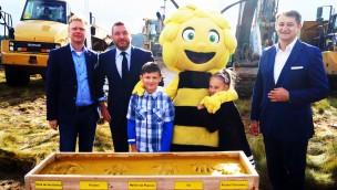 Baubeginn für Majaland in Polen: Plopsa-Themenpark als Teil des Holiday Park Kownaty