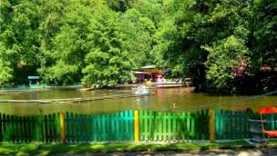 Freizeitpark Ittertal - Wasserkarusell