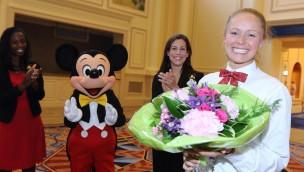 Hamburgerin gewinnt Wahl zur Disneyland® Paris-Botschafterin für Saison 2017/18
