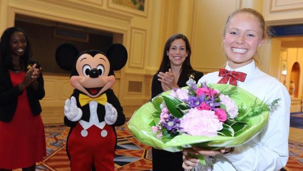 Laura Janice - Disneyland Paris Ambassador 2017